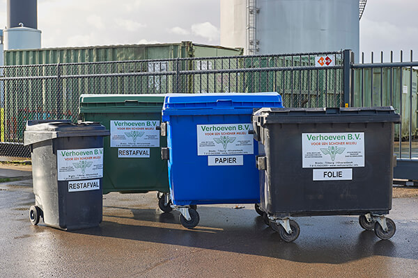 Rolcontainers | Verhoeven BV