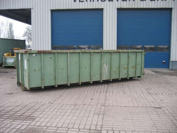 Afzetcontainers (16m³) | Verhoeven BV