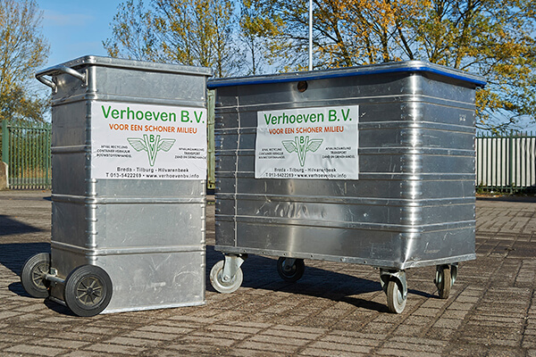 Archiefcontainers | Verhoeven BV